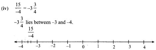 8th Standard Maths Samacheer Kalvi Term 1 Chapter 1 Rational Numbers