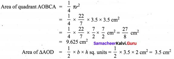 Samacheer Kalvi 8th Maths Term 1 Chapter 2 Measurements Additional Questions 7