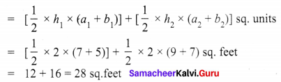 Samacheer Kalvi 8th Maths Term 1 Chapter 2 Measurements Intext Questions 55