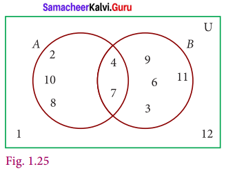 9th Maths Exercise 1.3 Samacheer Kalvi