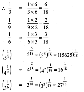 Maths Class 9 Exercise 2.6 Solutions Samacheer Kalvi Chapter 2 Real Numbers