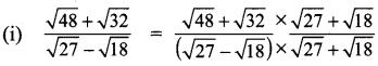 Samacheer Kalvi 9th Maths Chapter 2 Real Numbers Ex 2.7 4