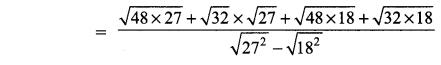 Samacheer Kalvi 9th Maths Chapter 2 Real Numbers Ex 2.7 5