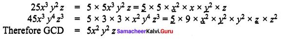Samacheer Kalvi 9th Maths Chapter 3 Algebra Additional Questions 107