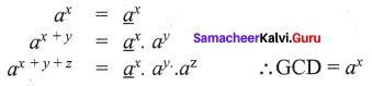 Samacheer Kalvi 9th Maths Chapter 3 Algebra Additional Questions 108