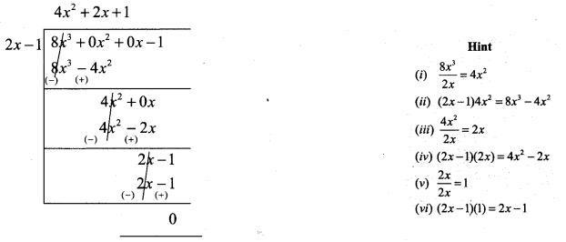 Samacheer Kalvi 9th Maths Chapter 3