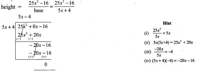 Samacheer Kalvi Maths 9th Chapter 3