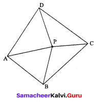 Samacheer Kalvi 9th Maths Chapter 4 Geometry Additional Questions 27