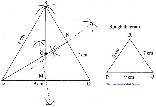 Samacheer Kalvi 9th Maths Chapter 4 Geometry Additional Questions 43