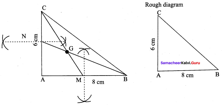 Samacheer Kalvi 9th Maths Chapter 4 Geometry Additional Questions 44