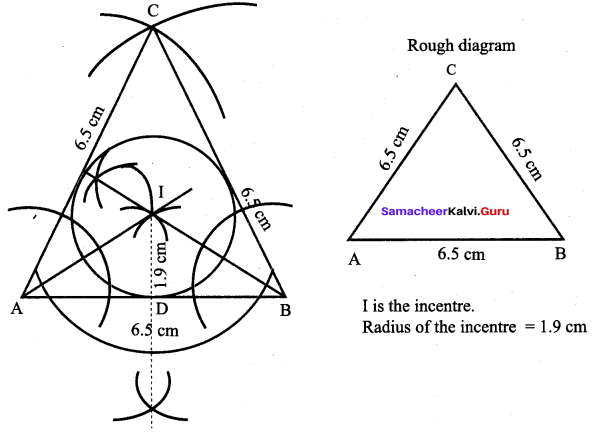 Samacheer Kalvi 9th Maths Chapter 4 Geometry Additional Questions 46