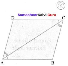 Samacheer Kalvi 9th Maths Chapter 4 Geometry Additional Questions 60