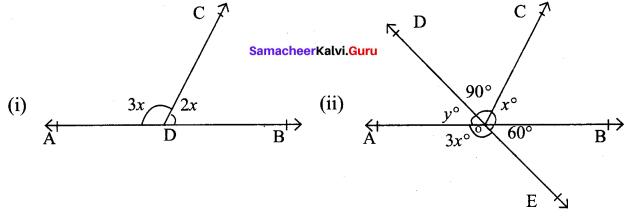 Samacheer Kalvi 9th Maths Chapter 4 Geometry Additional Questions 7