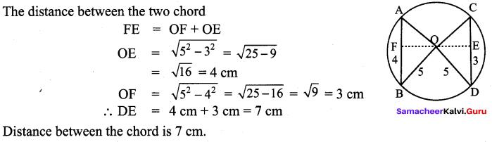 Samacheer Kalvi 9th Maths Chapter 4 Geometry Additional Questions 72