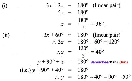 Samacheer Kalvi 9th Maths Chapter 4 Geometry Additional Questions 8