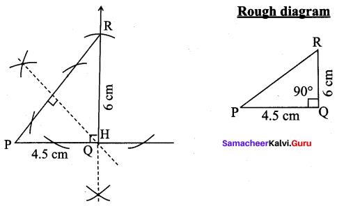 Samacheer Kalvi 9th Maths Chapter 4 Geometry Additional Questions 87