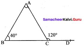 Samacheer Kalvi 9th Maths Chapter 4 Geometry Additional Questions 9
