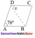 Samacheer Kalvi 9th Maths Chapter 4 Geometry Additional Questions 90