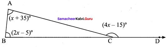 Samacheer Kalvi 9th Maths Chapter 4 Geometry Ex 4.1 59