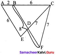 Samacheer Kalvi 9th Maths Chapter 4 Geometry Ex 4.2 50