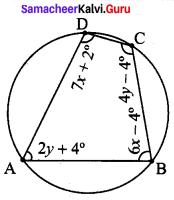 Samacheer Kalvi 9th Maths Chapter 4 Geometry Ex 4.4 4