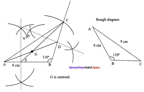 9th Maths Geometry Samacheer Kalvi
