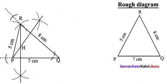 9th Geometry 4.5 Samacheer Kalvi