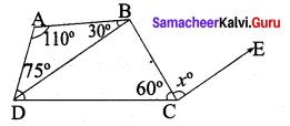 Samacheer Kalvi 9th Maths Chapter 4 Geometry Ex 4.7 5