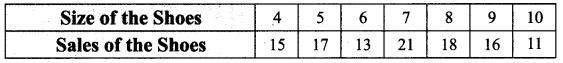 Samacheer Kalvi 9th Maths Chapter 8 Statistics Additional Questions 61