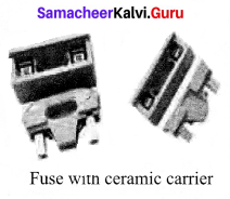 9th Standard Science Guide Chapter 4 Electric Charge And Electric Current Samacheer Kalvi