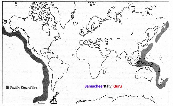 Samacheer Kalvi 9th Social Science Book Pdf Solutions Chapter 1 Lithosphere - I Endogenetic Processes 4