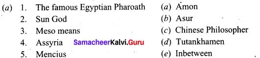 Samacheer Kalvi 9th Social Science History Solutions Chapter 2 Ancient Civilisations 2