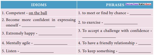 10th English Guide Samacheer Kalvi