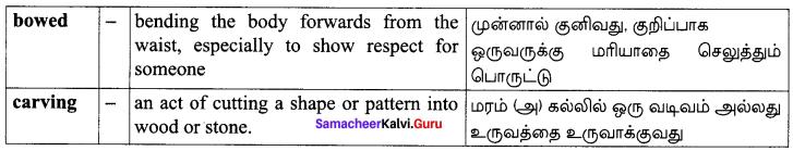 Samacheer Kalvi 10th English Solutions Supplementary Chapter 3 The Story of Mulan 14