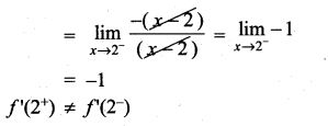 Samacheer Kalvi 11th Maths Solutions Chapter 10 Differentiability and Methods of Differentiation Ex 10.1 18