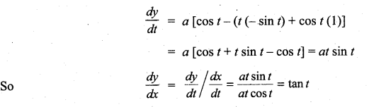 Samacheer Kalvi 11th Maths Solutions Chapter 10 Differentiability and Methods of Differentiation Ex 10.4 19