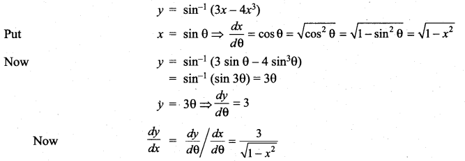 Samacheer Kalvi 11th Maths Solutions Chapter 10 Differentiability and Methods of Differentiation Ex 10.4 22