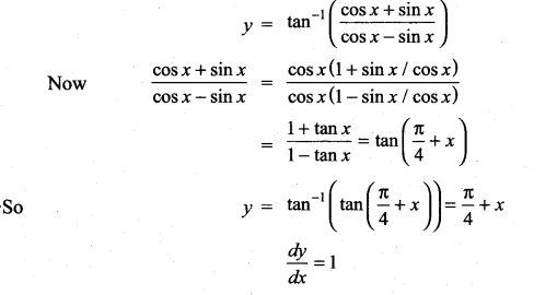 Samacheer Kalvi 11th Maths Solutions Chapter 10 Differentiability and Methods of Differentiation Ex 10.4 23