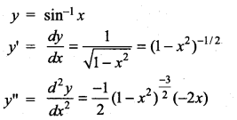 Samacheer Kalvi 11th Maths Solutions Chapter 10 Differentiability and Methods of Differentiation Ex 10.4 32