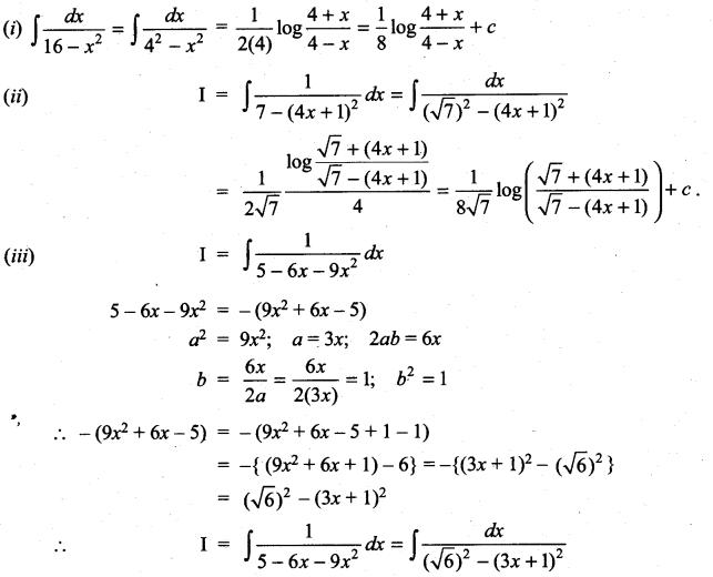 Samacheer Kalvi 11th Maths Solutions Chapter 11 Integral Calculus Ex 11.10 10
