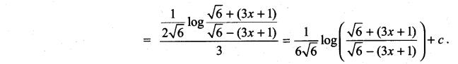 Samacheer Kalvi 11th Maths Solutions Chapter 11 Integral Calculus Ex 11.10 11