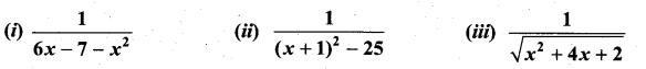 Samacheer Kalvi 11th Maths Solutions Chapter 11 Integral Calculus Ex 11.10 3