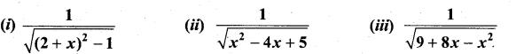 Samacheer Kalvi 11th Maths Solutions Chapter 11 Integral Calculus Ex 11.10 6