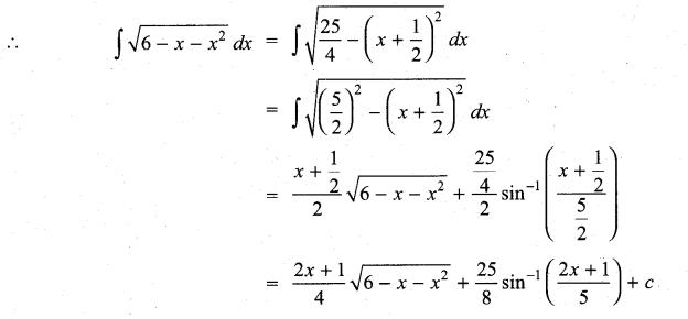 Samacheer Kalvi 11th Maths Solutions Chapter 11 Integral Calculus Ex 11.12 14