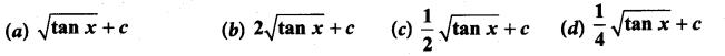 Samacheer Kalvi 11th Maths Solutions Chapter 11 Integral Calculus Ex 11.13 10