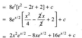 Samacheer Kalvi 11th Maths Solutions Chapter 11 Integral Calculus Ex 11.13 38