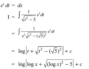 Samacheer Kalvi 11th Maths Solutions Chapter 11 Integral Calculus Ex 11.13 43