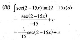 Samacheer Kalvi 11th Maths Solutions Chapter 11 Integral Calculus Ex 11.2 5