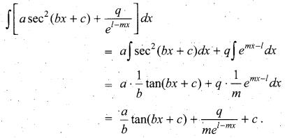 Samacheer Kalvi 11th Maths Solutions Chapter 11 Integral Calculus Ex 11.3 14