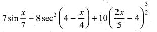 Samacheer Kalvi 11th Maths Solutions Chapter 11 Integral Calculus Ex 11.3 19